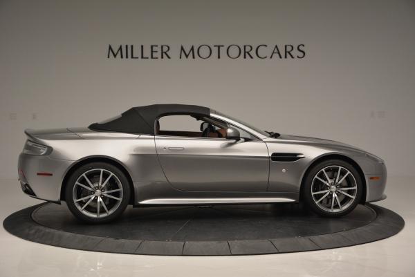 New 2016 Aston Martin V8 Vantage S for sale Sold at Alfa Romeo of Westport in Westport CT 06880 21