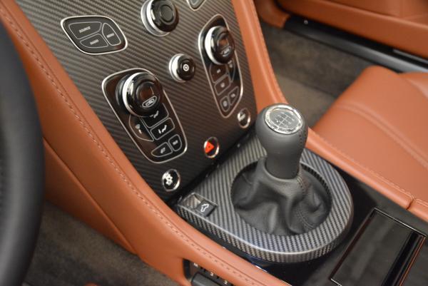 New 2016 Aston Martin V8 Vantage S for sale Sold at Alfa Romeo of Westport in Westport CT 06880 28