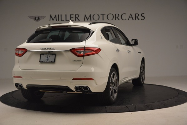 New 2017 Maserati Levante for sale Sold at Alfa Romeo of Westport in Westport CT 06880 7