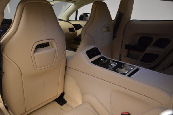 Used 2016 Aston Martin Rapide S for sale Sold at Alfa Romeo of Westport in Westport CT 06880 18