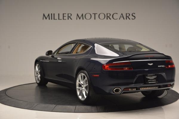 Used 2016 Aston Martin Rapide S for sale Sold at Alfa Romeo of Westport in Westport CT 06880 5