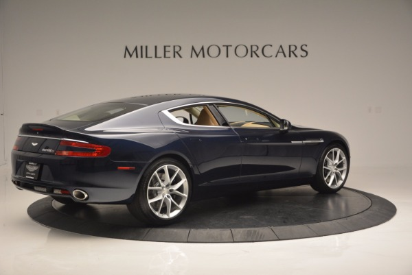 Used 2016 Aston Martin Rapide S for sale Sold at Alfa Romeo of Westport in Westport CT 06880 8