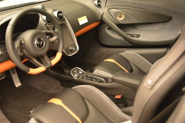 New 2017 McLaren 570GT for sale Sold at Alfa Romeo of Westport in Westport CT 06880 16