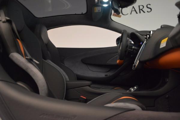 New 2017 McLaren 570GT for sale Sold at Alfa Romeo of Westport in Westport CT 06880 20