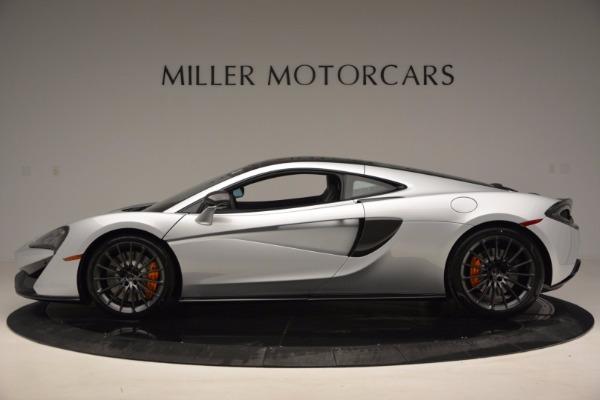 New 2017 McLaren 570GT for sale Sold at Alfa Romeo of Westport in Westport CT 06880 3