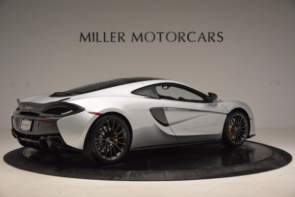 New 2017 McLaren 570GT for sale Sold at Alfa Romeo of Westport in Westport CT 06880 8