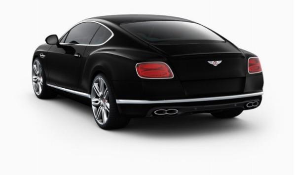 New 2017 Bentley Continental GT V8 for sale Sold at Alfa Romeo of Westport in Westport CT 06880 4