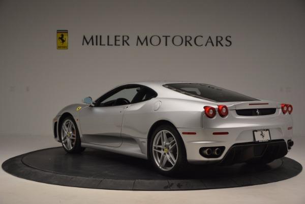 Used 2007 Ferrari F430 F1 for sale Sold at Alfa Romeo of Westport in Westport CT 06880 5