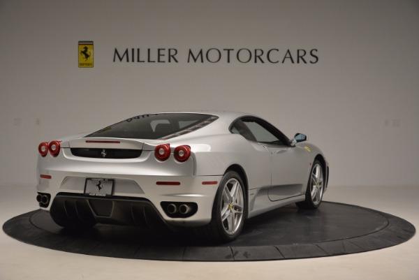 Used 2007 Ferrari F430 F1 for sale Sold at Alfa Romeo of Westport in Westport CT 06880 7