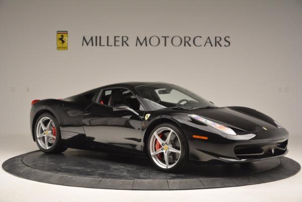 Used 2013 Ferrari 458 Italia for sale Sold at Alfa Romeo of Westport in Westport CT 06880 10