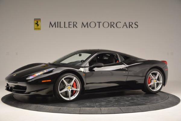 Used 2013 Ferrari 458 Italia for sale Sold at Alfa Romeo of Westport in Westport CT 06880 2