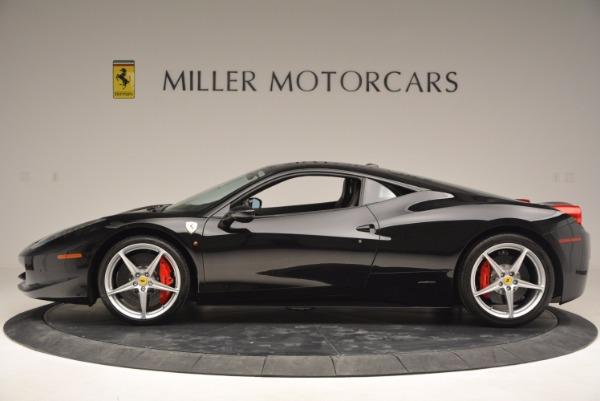 Used 2013 Ferrari 458 Italia for sale Sold at Alfa Romeo of Westport in Westport CT 06880 3