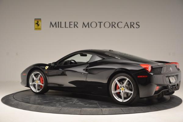 Used 2013 Ferrari 458 Italia for sale Sold at Alfa Romeo of Westport in Westport CT 06880 4