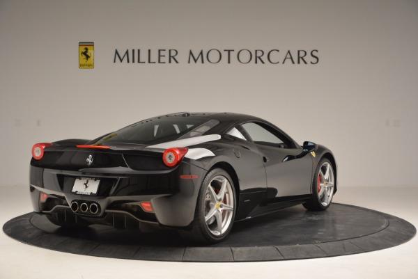 Used 2013 Ferrari 458 Italia for sale Sold at Alfa Romeo of Westport in Westport CT 06880 7