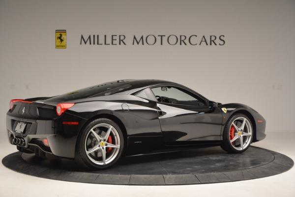 Used 2013 Ferrari 458 Italia for sale Sold at Alfa Romeo of Westport in Westport CT 06880 8
