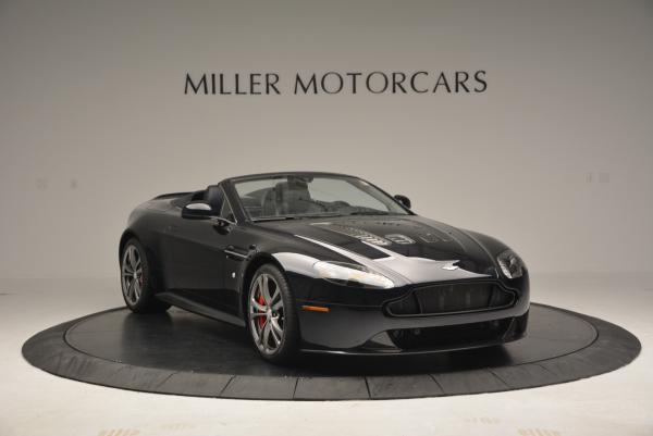 Used 2016 Aston Martin V12 Vantage S Convertible for sale $114,900 at Alfa Romeo of Westport in Westport CT 06880 11