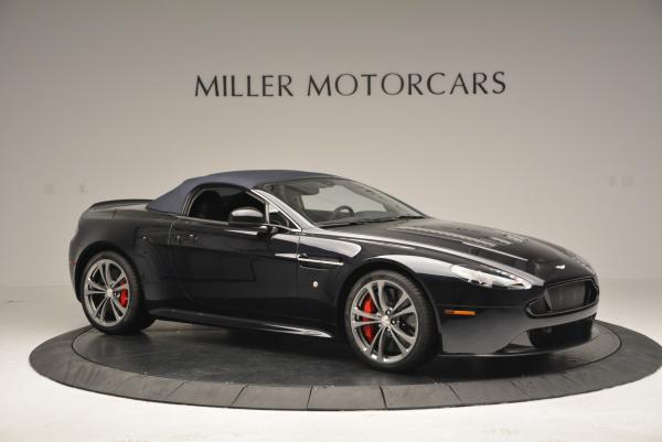 Used 2016 Aston Martin V12 Vantage S Convertible for sale $114,900 at Alfa Romeo of Westport in Westport CT 06880 17