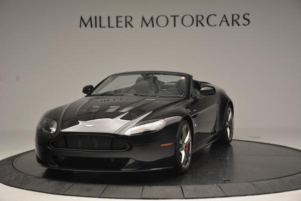 Used 2016 Aston Martin V12 Vantage S Convertible for sale $114,900 at Alfa Romeo of Westport in Westport CT 06880 2
