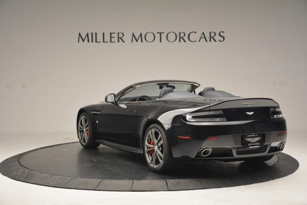 Used 2016 Aston Martin V12 Vantage S Convertible for sale $114,900 at Alfa Romeo of Westport in Westport CT 06880 5