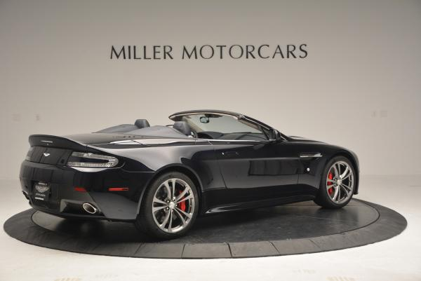 Used 2016 Aston Martin V12 Vantage S Convertible for sale $114,900 at Alfa Romeo of Westport in Westport CT 06880 8