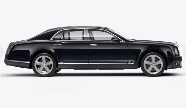 New 2017 Bentley Mulsanne Speed for sale Sold at Alfa Romeo of Westport in Westport CT 06880 2