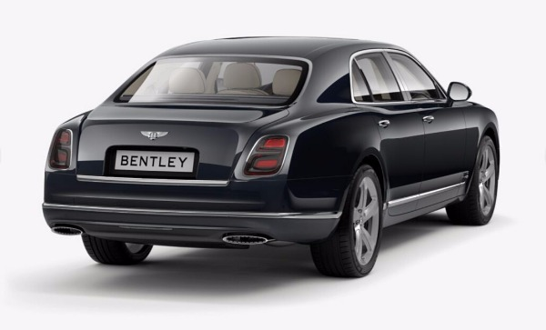 New 2017 Bentley Mulsanne Speed for sale Sold at Alfa Romeo of Westport in Westport CT 06880 3