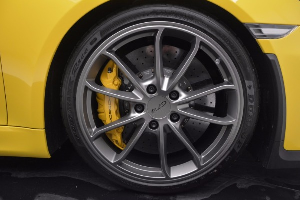 Used 2016 Porsche Cayman GT4 for sale Sold at Alfa Romeo of Westport in Westport CT 06880 20