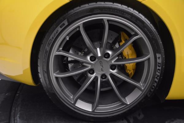 Used 2016 Porsche Cayman GT4 for sale Sold at Alfa Romeo of Westport in Westport CT 06880 21