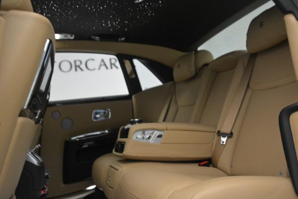 Used 2016 Rolls-Royce Ghost for sale Sold at Alfa Romeo of Westport in Westport CT 06880 28