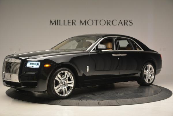 Used 2016 Rolls-Royce Ghost for sale Sold at Alfa Romeo of Westport in Westport CT 06880 3