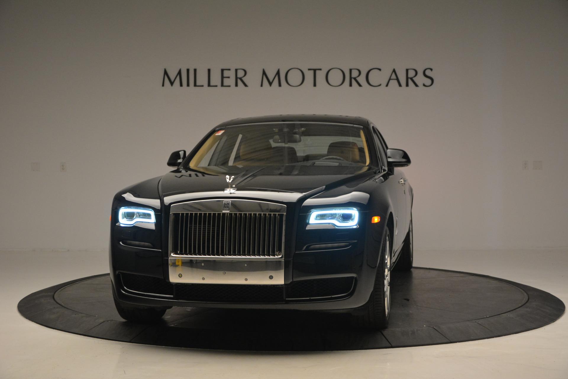 Used 2016 Rolls-Royce Ghost for sale Sold at Alfa Romeo of Westport in Westport CT 06880 1