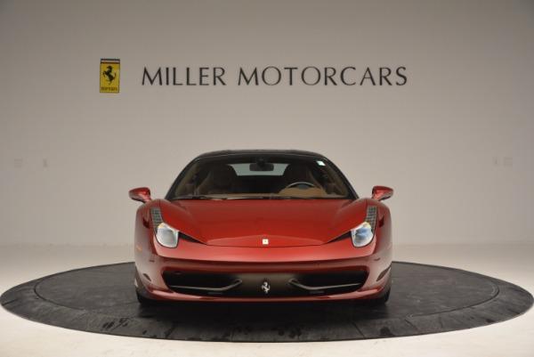 Used 2011 Ferrari 458 Italia for sale Sold at Alfa Romeo of Westport in Westport CT 06880 12