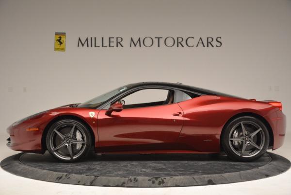 Used 2011 Ferrari 458 Italia for sale Sold at Alfa Romeo of Westport in Westport CT 06880 3