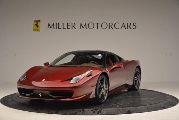 Used 2011 Ferrari 458 Italia for sale Sold at Alfa Romeo of Westport in Westport CT 06880 1