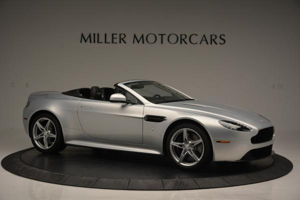 New 2016 Aston Martin V8 Vantage GTS Roadster for sale Sold at Alfa Romeo of Westport in Westport CT 06880 10