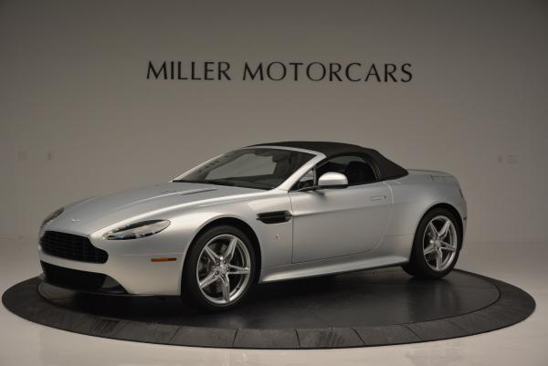 New 2016 Aston Martin V8 Vantage GTS Roadster for sale Sold at Alfa Romeo of Westport in Westport CT 06880 14