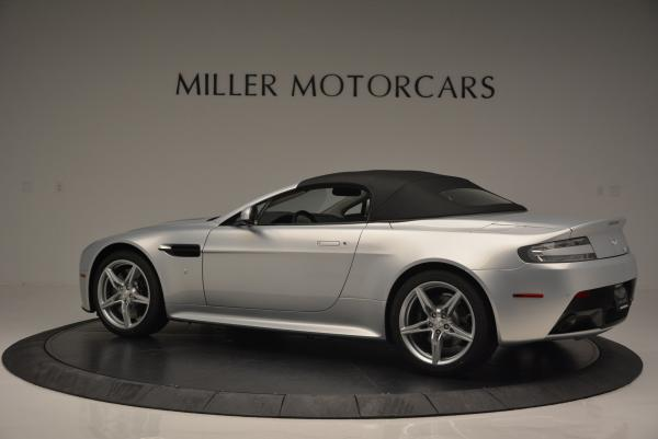 New 2016 Aston Martin V8 Vantage GTS Roadster for sale Sold at Alfa Romeo of Westport in Westport CT 06880 15