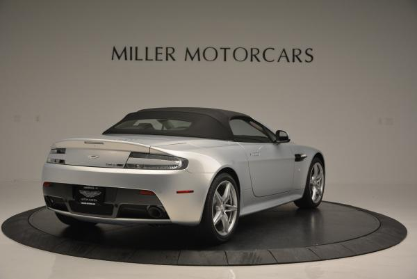 New 2016 Aston Martin V8 Vantage GTS Roadster for sale Sold at Alfa Romeo of Westport in Westport CT 06880 17