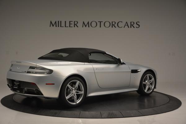 New 2016 Aston Martin V8 Vantage GTS Roadster for sale Sold at Alfa Romeo of Westport in Westport CT 06880 18