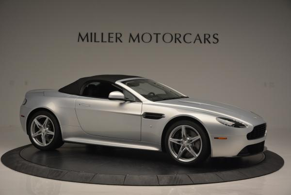 New 2016 Aston Martin V8 Vantage GTS Roadster for sale Sold at Alfa Romeo of Westport in Westport CT 06880 20