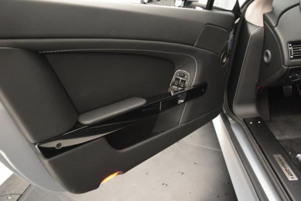 New 2016 Aston Martin V8 Vantage GTS Roadster for sale Sold at Alfa Romeo of Westport in Westport CT 06880 27