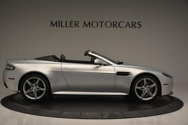 New 2016 Aston Martin V8 Vantage GTS Roadster for sale Sold at Alfa Romeo of Westport in Westport CT 06880 9