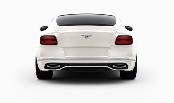 New 2017 Bentley Continental GT Speed for sale Sold at Alfa Romeo of Westport in Westport CT 06880 5