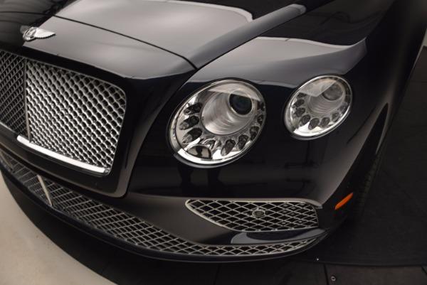 New 2017 Bentley Continental GT W12 for sale Sold at Alfa Romeo of Westport in Westport CT 06880 16