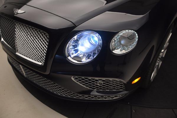 New 2017 Bentley Continental GT W12 for sale Sold at Alfa Romeo of Westport in Westport CT 06880 17