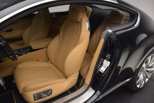 New 2017 Bentley Continental GT W12 for sale Sold at Alfa Romeo of Westport in Westport CT 06880 21