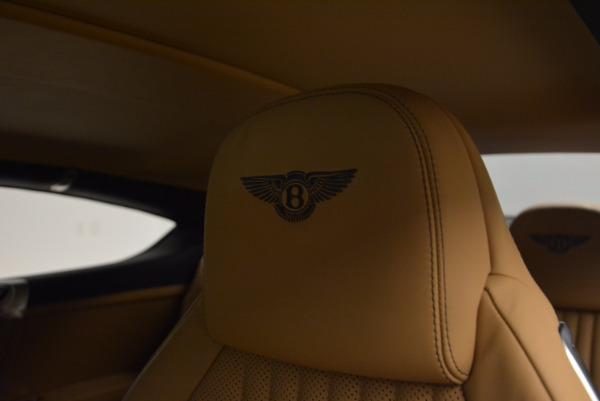 New 2017 Bentley Continental GT W12 for sale Sold at Alfa Romeo of Westport in Westport CT 06880 22
