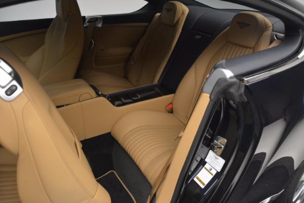 New 2017 Bentley Continental GT W12 for sale Sold at Alfa Romeo of Westport in Westport CT 06880 23