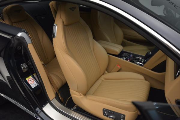 New 2017 Bentley Continental GT W12 for sale Sold at Alfa Romeo of Westport in Westport CT 06880 28