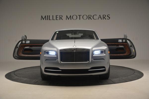 Used 2015 Rolls-Royce Wraith for sale Sold at Alfa Romeo of Westport in Westport CT 06880 15
